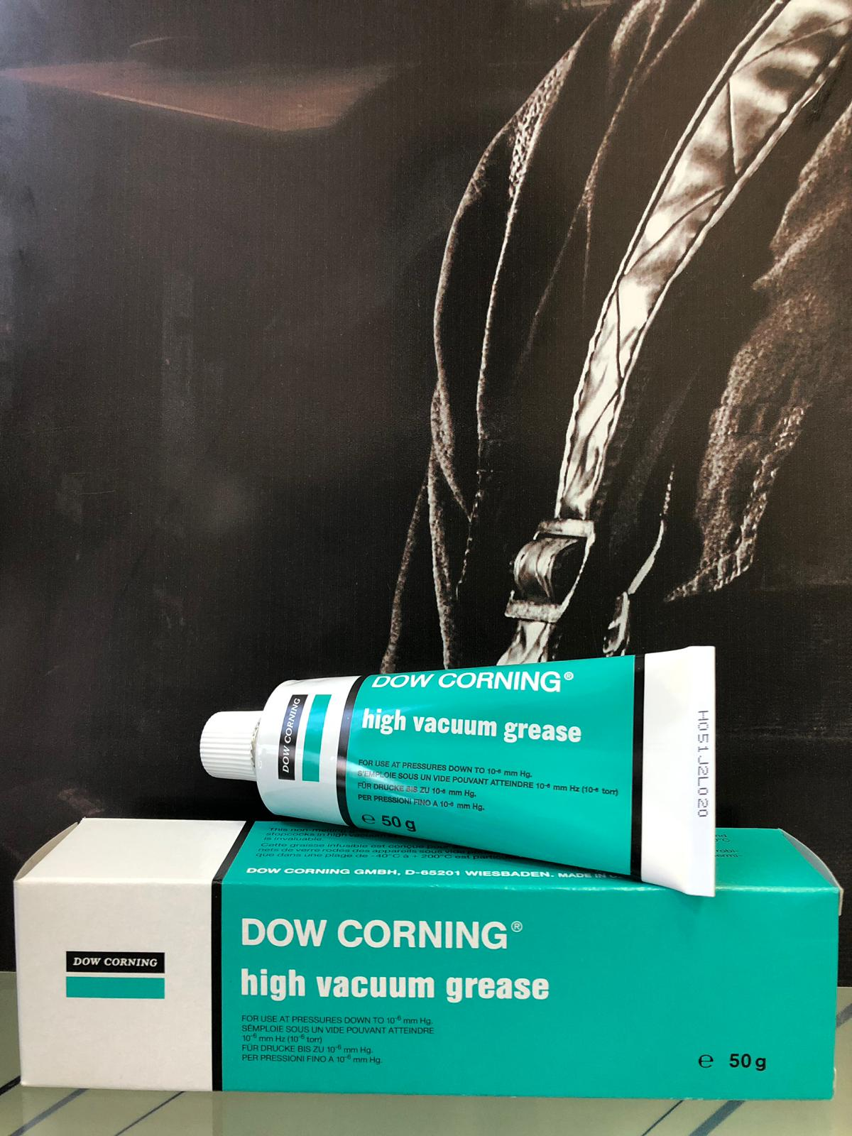 MOLYKOTE-DOW CORNING HIGH VACUUM GREASE-50gr-SİLİKON GRES YAĞI