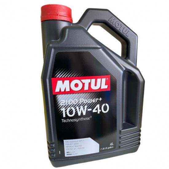 Motul 2100 Power+ 10W40 4Lt.
