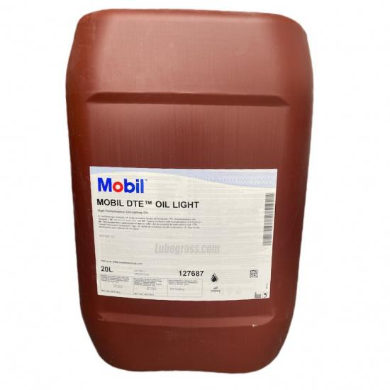 Mobil DTE OİL Light 20Lt.